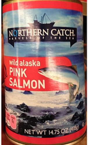 Northern Catch Wild Alaska Pink Salmon - 63 g