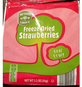 Southern Grove Freeze Dried Strawberries