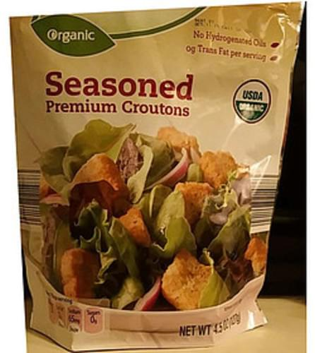 Simply Nature Seasoned Croutons - 7 g