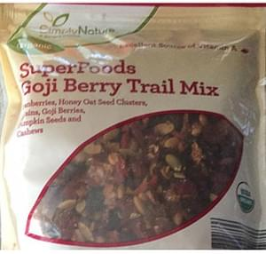 SimplyNature Organic SuperFoods Trail Mix Goji Berry