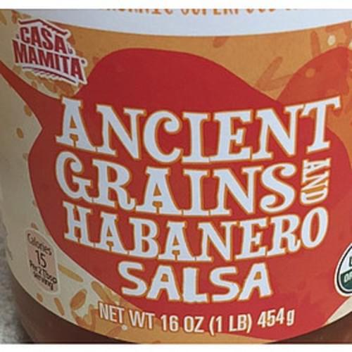 Casa Mamita Ancient Grains and Habanero Salsa - 31 g