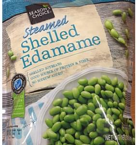 Season's Choice Steamed Shelled Edamame