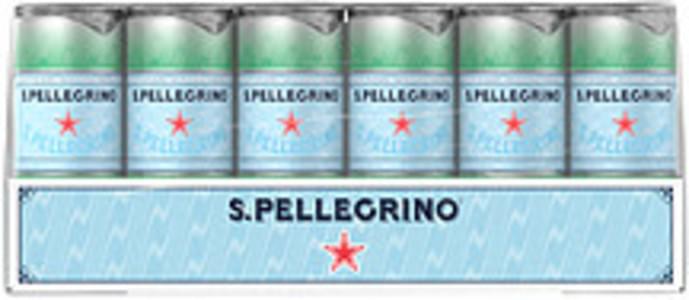 S. Pellegrino S. Pellegrino Sparkling Natural Mineral Water Sparkling Natural