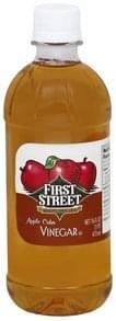 First Street Vinegar Apple Cider