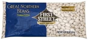 First Street Great Northern Beans