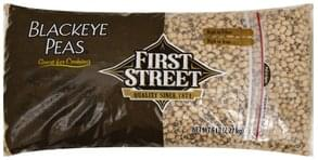 First Street Blackeye Peas