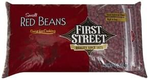 First Street Red Beans Small