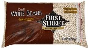 First Street White Beans Small