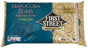 First Street Mayocoba Beans Peruvian