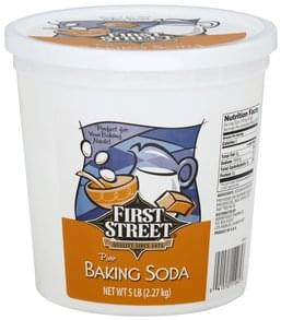 First Street Baking Soda Pure