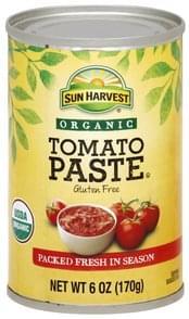 Sun Harvest Tomato Paste Organic