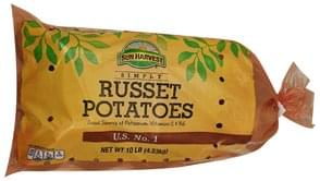 Sun Harvest Potatoes Russet