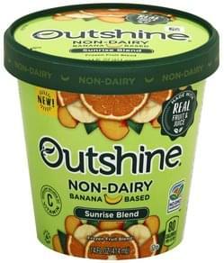 Outshine Frozen Fruit Blend Non-Dairy, Sunrise Blend