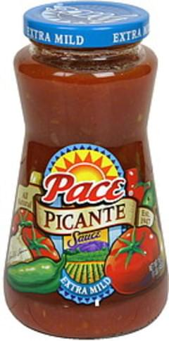 Pace Picante Sauce Extra Mild