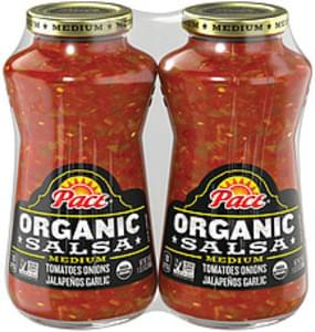 Pace Salsa Organic Medium