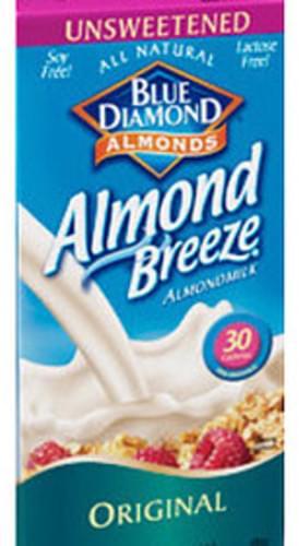 Blue Diamond Original Unsweetened Almondmilk Almond Breeze - 240 ml