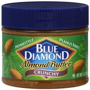 Blue Diamond Almond Butter Crunchy