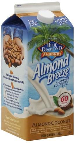 Blue Diamond Almond Coconut Almond Milk Blend - 0.5 gl