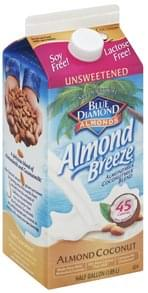 Blue Diamond Almondmilk Coconutmilk Blend Unsweetened