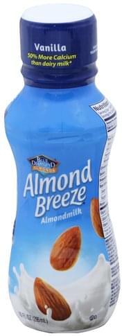 Blue Diamond Vanilla Almond Milk - 10 oz