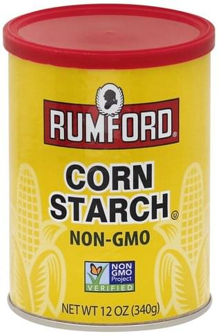 Rumford Corn Starch - 12 oz