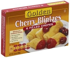 Golden Blintzes Cherry