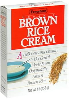 Erewhon Brown Rice Cream Organic