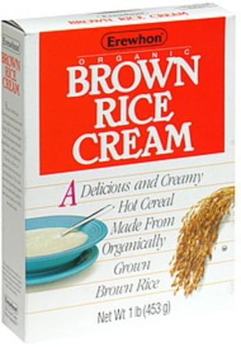 Erewhon Organic Brown Rice Cream - 16 oz