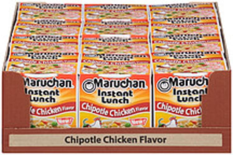 Maruchan Instant Lunch Chipotle Chicken
