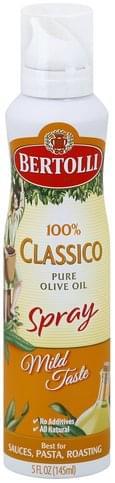 Bertolli Pure, 100% Classico Spray Olive Oil - 5 oz