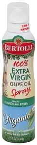 Bertolli Olive Oil Spray Organic, 100% Extra Virgin