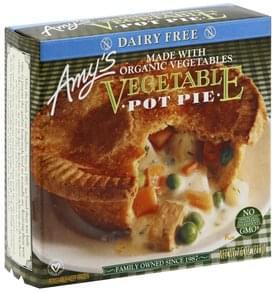 Amys Pot Pie Vegetable