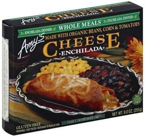 Amys Cheese Enchilada