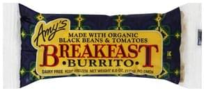 Amys Burrito Breakfast