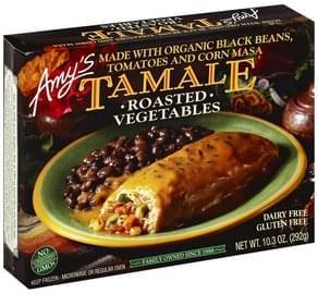 Amys Tamale Roasted Vegetables