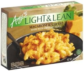 Amys Macaroni & Cheese