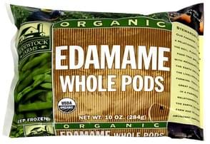 Woodstock Farms Edamame Whole Pods