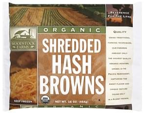 Woodstock Farms Hash Browns Shredded