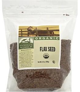 Woodstock Farms Flax Seed Organic