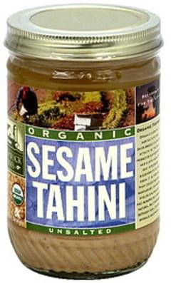 Woodstock Farms Sesame Tahini Unsalted