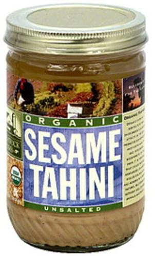 Woodstock Farms Unsalted Sesame Tahini - 16 oz