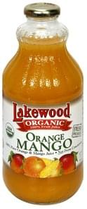 Lakewood Fruit Juice Orange Mango