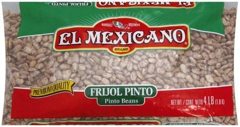 El Mexicano Pinto Beans - 4 lb