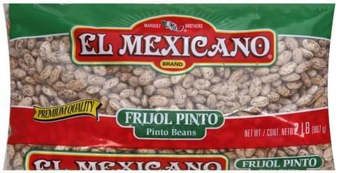 El Mexicano Pinto Beans - 2 lb