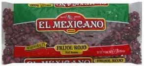 El Mexicano Red Beans