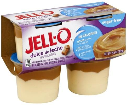 View Information Sugar Free Pudding Nutrition Images