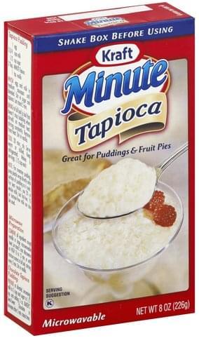 Minute Tapioca - 8 oz
