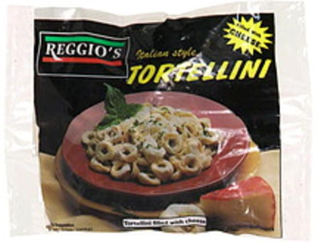 Reggios Italian Style Tortellini Filled with Cheese - 11 oz