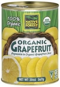 Native Forest Grapefruit Organic