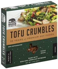 Banyan Foods Tofu Crumbles